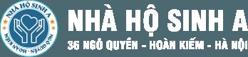 Logo nhà hộ sinh a