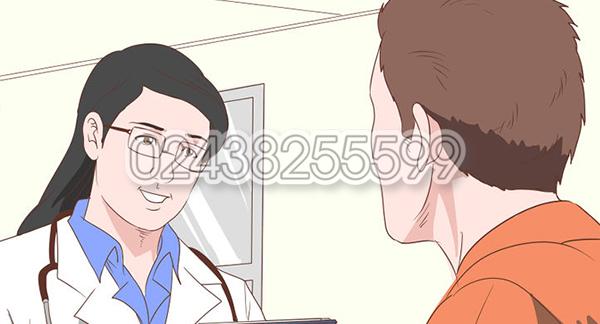 Dấu hiệu nhiễm trùng sau khi cắt bao quy đầu